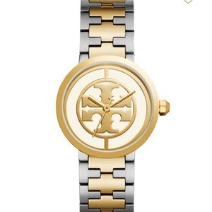 Tory Burch Two-Tone Stainless Steel Watch 28mm